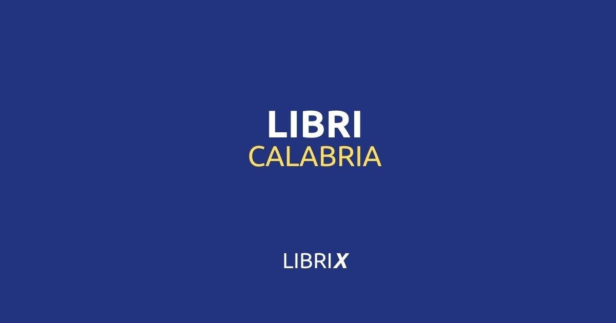 Libri Calabria