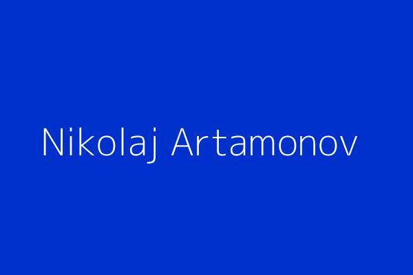 Migliori Libri Di Nikolaj Artamonov
